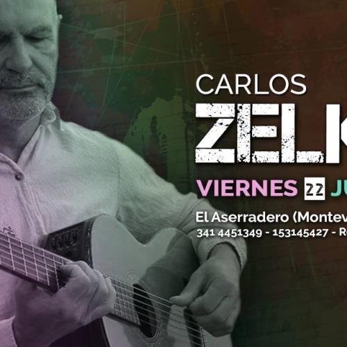 Carlos Zelko vuelve a Rosario