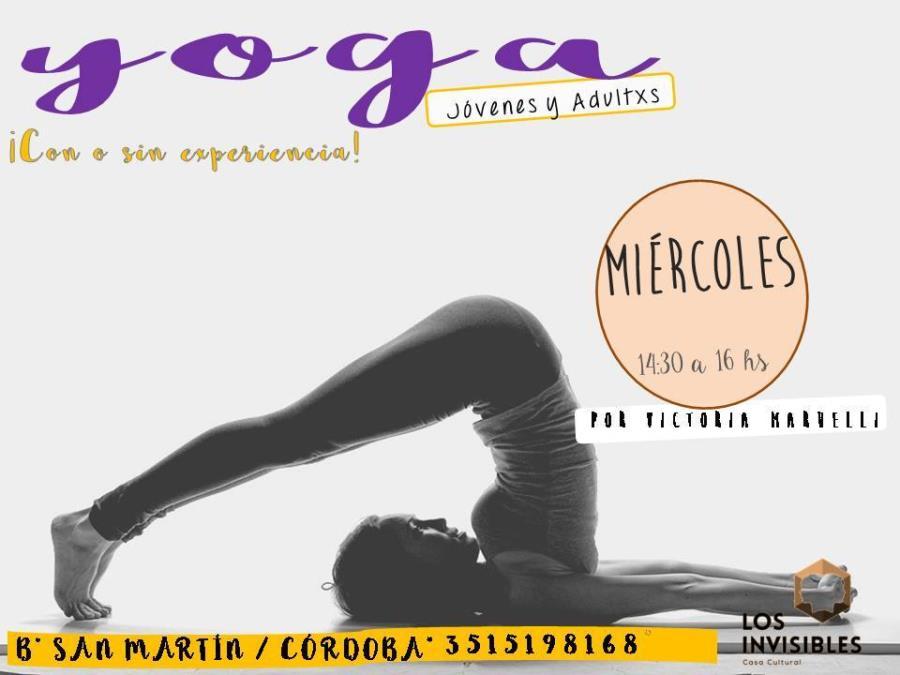 Yoga (Jóvenes y Adultos)