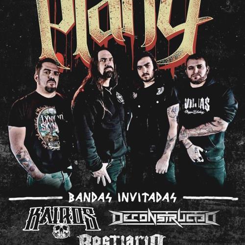 Plan 4 Vuelve a Rosario! Viernes 13 de julio
