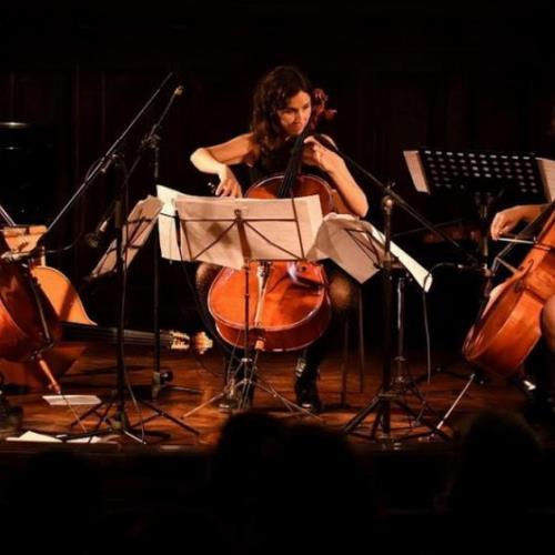 Gazzo, Menta, Vicente Cello Trío