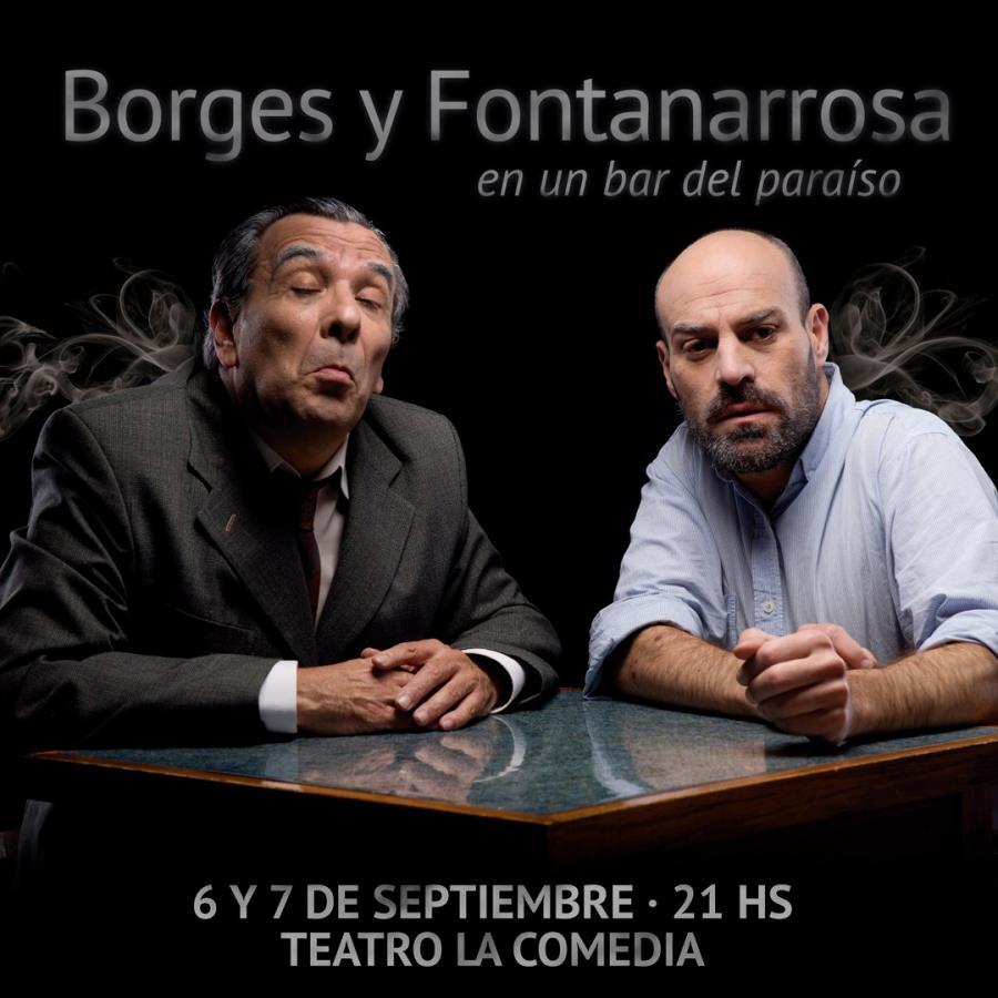 Borges y Fontanarrosa