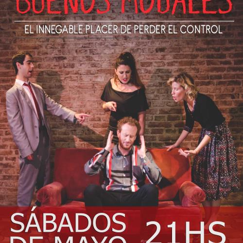 Buenos Modales: El innegable placer de perder el control