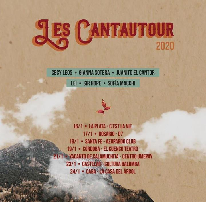 Les Cantautour (Concierto de Cantautores)