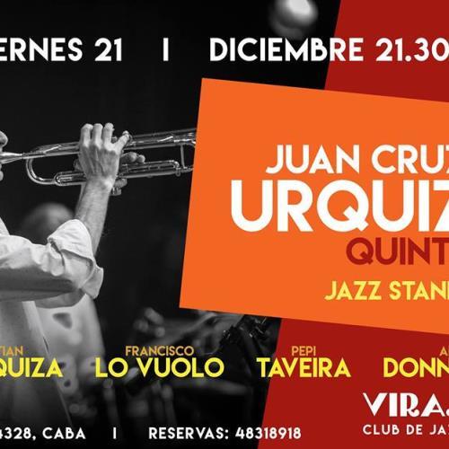 Juan Cruz de Urquiza Quinteto