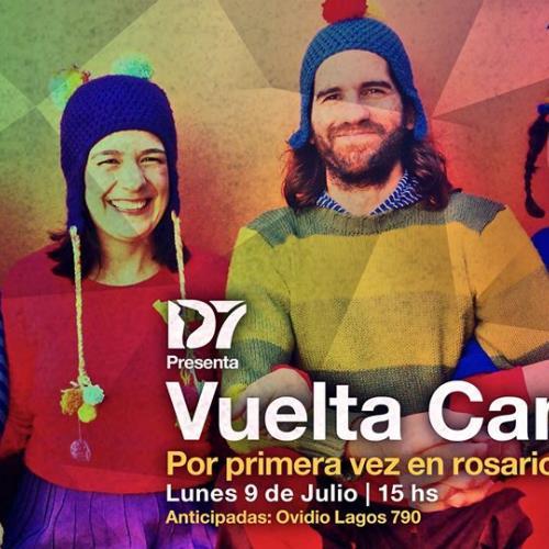 Vuelta Canela - Por primera vez en Rosario