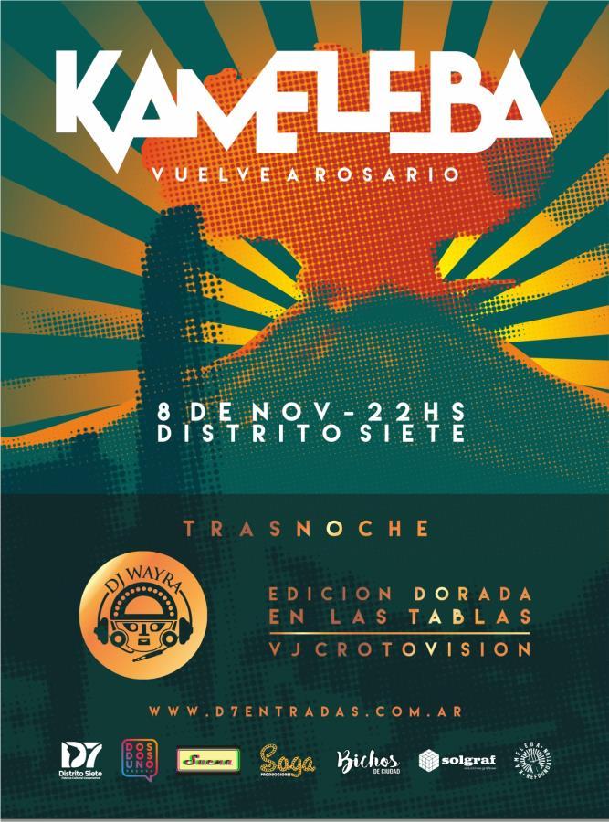 Kameleba en Rosario