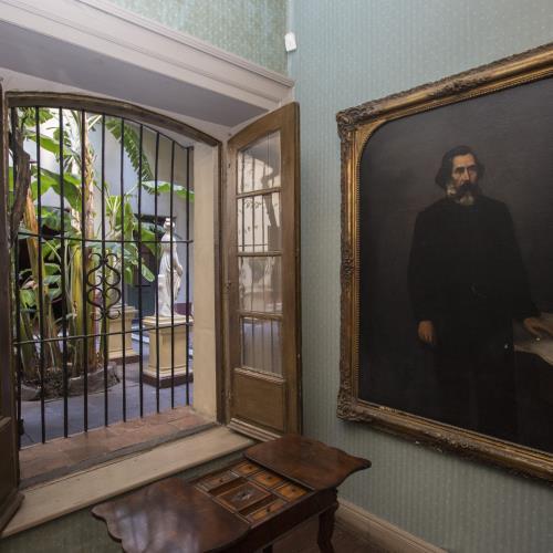 La casa de Bartolomé Mitre: primera residencia presidencial