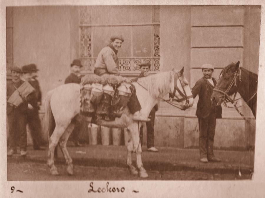 """Exhibición temporaria: """"El trabajo en el siglo XIX, en la mirada de Samuel Rimathé"""", en el Museo Mitre"""