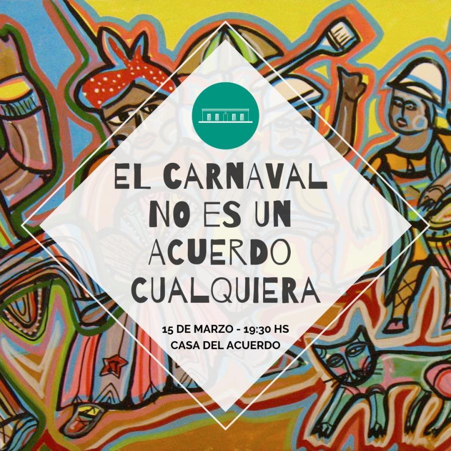 Recorrido por la historia del carnaval rioplatense, el legado afroamericano en la región y los corsos de San Nicolás