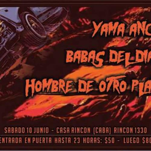 Yama Ancestral, Babas del Diablo y Hombre de otro plano