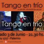 Tango en Trío en Music Shaker Bar &Grill