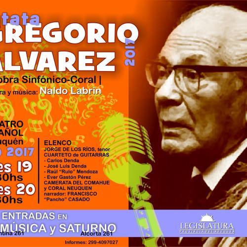Cantata GREGORIO ALVAREZ