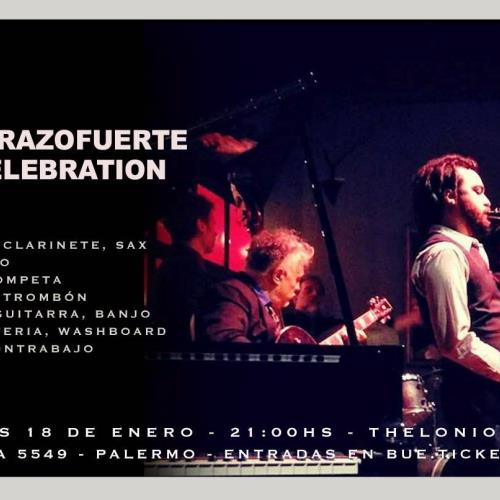 "Orquesta Brazofuerte ""Birthday Celebration Part One"""