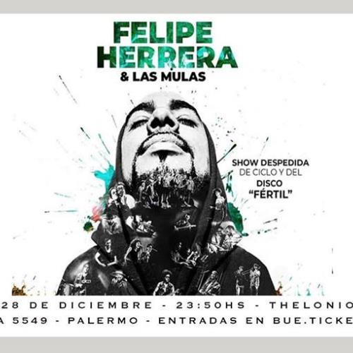 Felipe Herrera y las Mulas