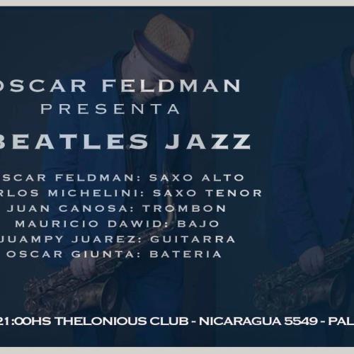 Beatles Jazz / Oscar Feldman