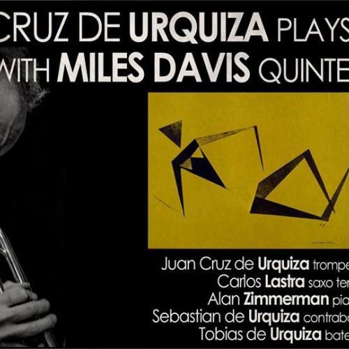 Relaxin con el QUINTET de Juan Cruz de Urquiza en Thelonious Club de Jazz