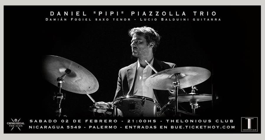 PIPI Piazzolla TRIO
