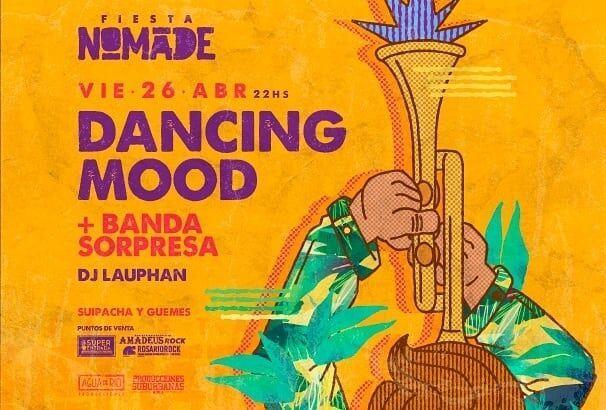 Dancing Mood vuelve a Rosario