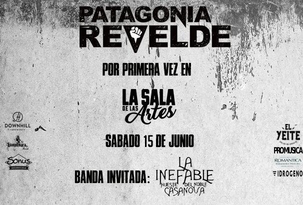 Patagonia Revelde presenta La Fecha Del Año