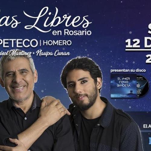 """RIENDAS LIBRE presenta """"El amor como bandera"""""""