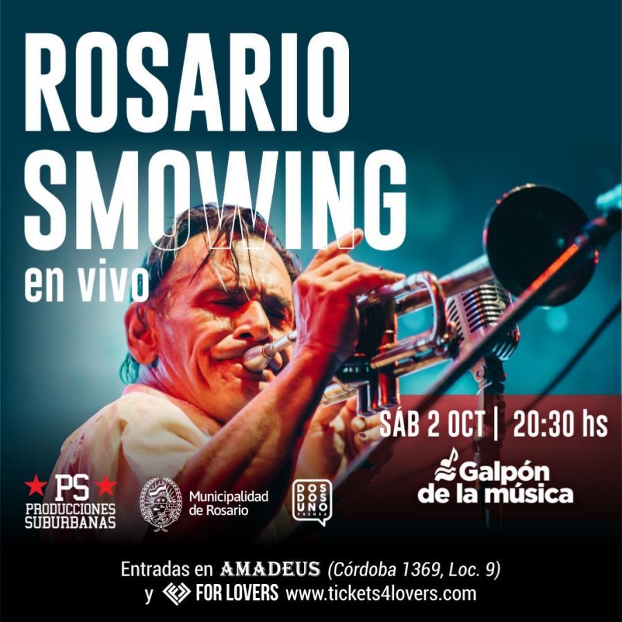 Rosario Smowing en Rosario