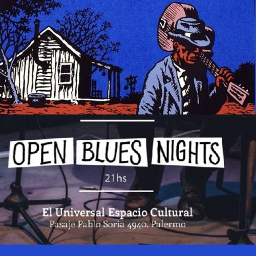 Open Blues Nights