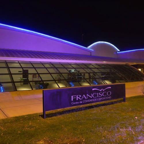 Centro de Congresos y Exposiciones Francisco