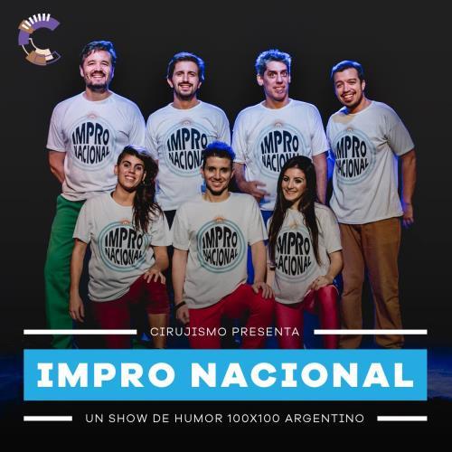 IMPRO NACIONAL - A la gorra