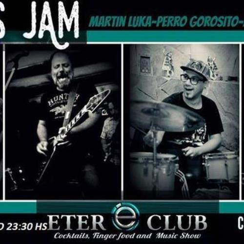 Blues Jam Session Con Martin Luka