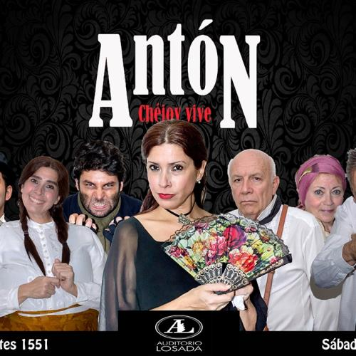 ANTON - Chéjov Vive