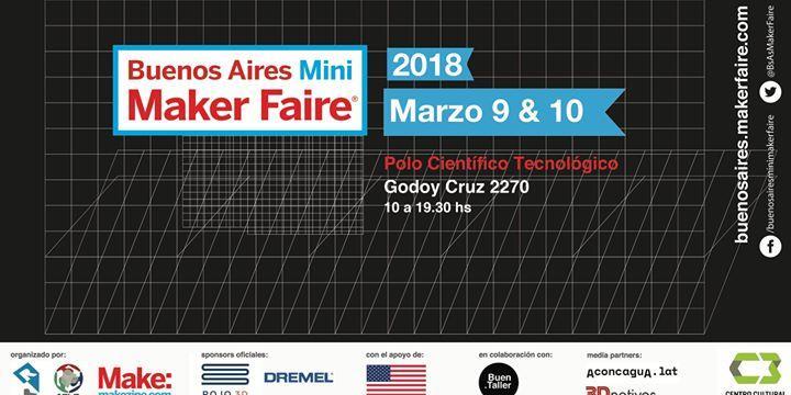 Buenos Aires Mini Maker Faire 2018