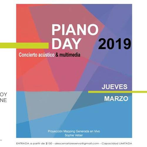 PIANO DAY 2019 - Buenos Aires, Argentina