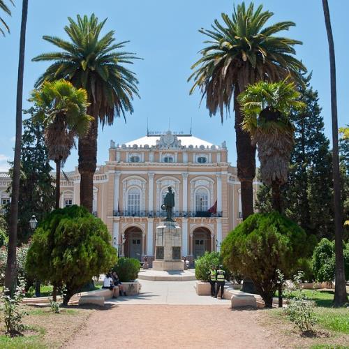 Plaza Güemes - Salta