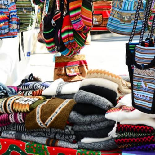 Feria de la Plaza Güemes - Salta
