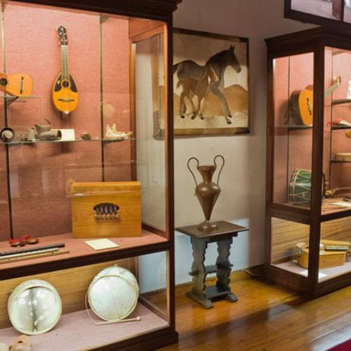 Muestra Permanente - Museo de artesanías