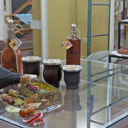 Muestra Permanente - Museo y Mercado Provincial de Artesanías - Entre Ríos