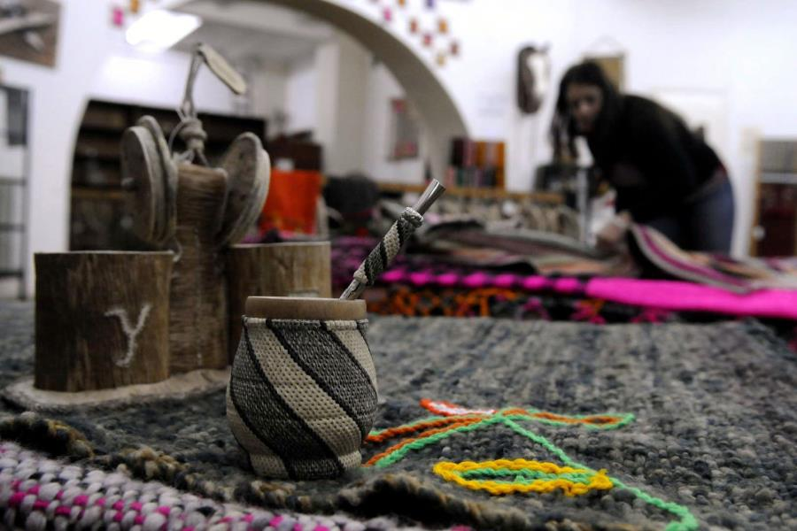 Mercado Artesanal Mendocino - Muestra permanente