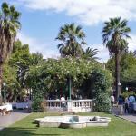 Paseo de las artes - Mendoza