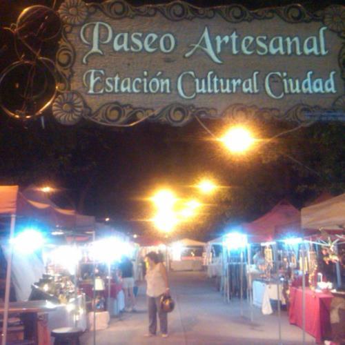 Paseo Artesanal de la Estación Cultural Ciudad - Mendoza