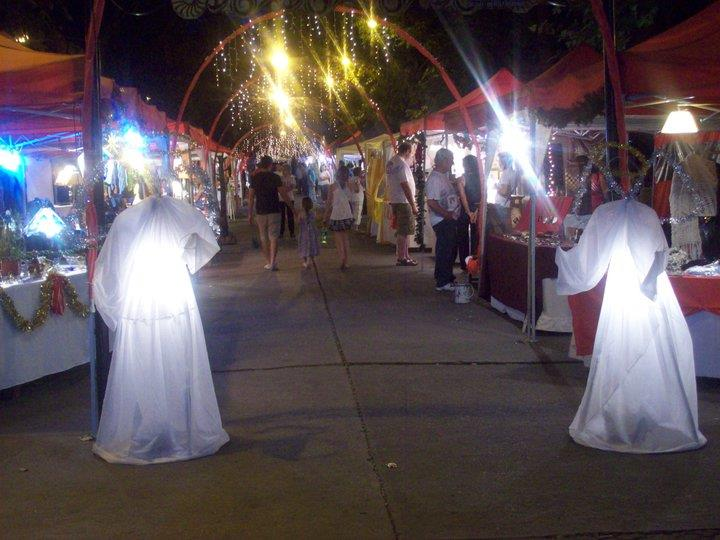 Feria del Paseo Artesanal de la Estación Cultural Ciudad - Mendoza