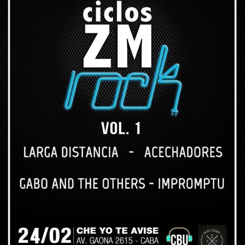 CICLOS ZM ROCK VOL 1