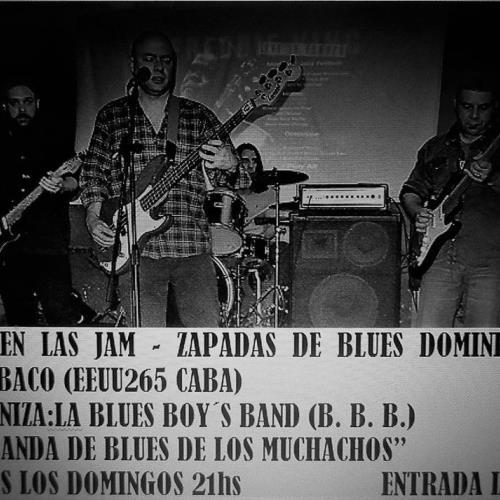 Zapada-Jam De Blues En Tabaco