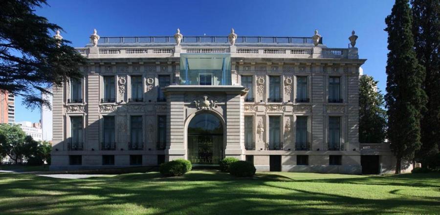 Muestras abiertas en Museo Evita Palacio Ferreyra