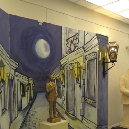 Exposiciones Permanentes en el Museo Luis Perlotti