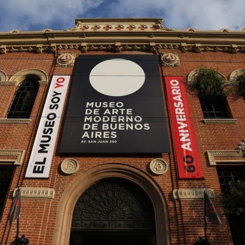 Museo de Arte Moderno de Buenos Aires (MAMBA)