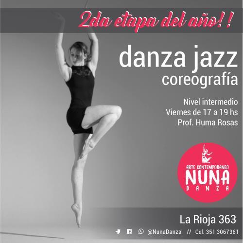 Danza Jazz Coreográfica
