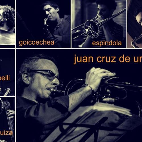 Juan Cruz de Urquiza presenta nuevo grupo y nuevas musicas el 20/8 en ROSETI