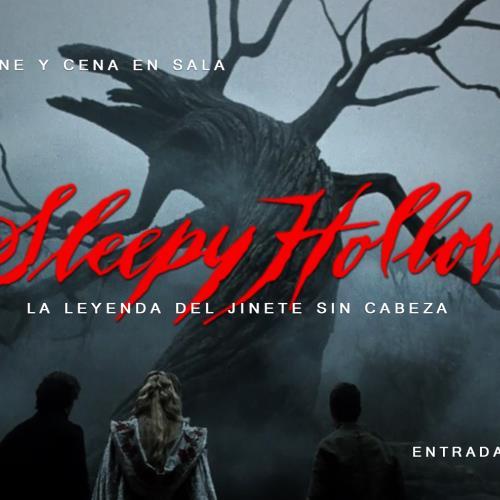 Ciclo de Cine y Cena con Tim Burton - El Jinete sin Cabeza