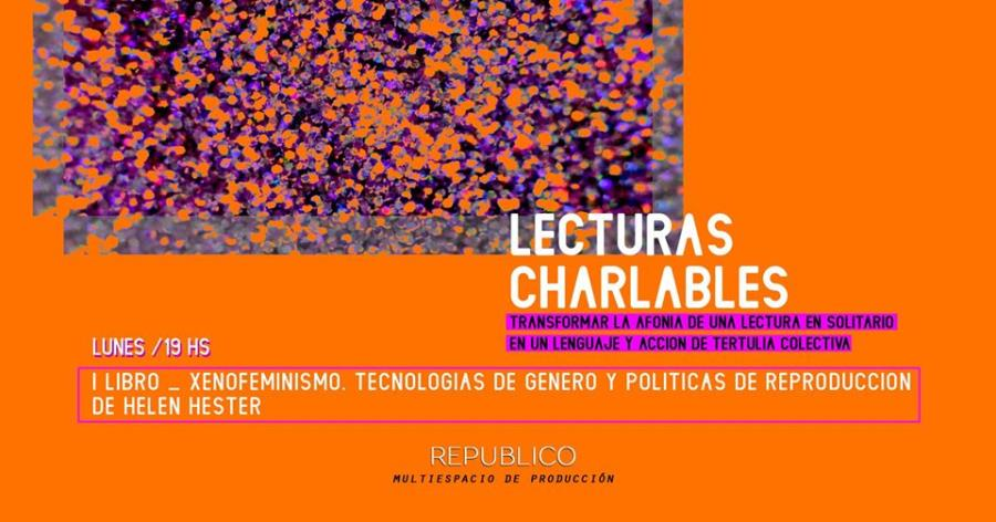 Lecturas Charlables