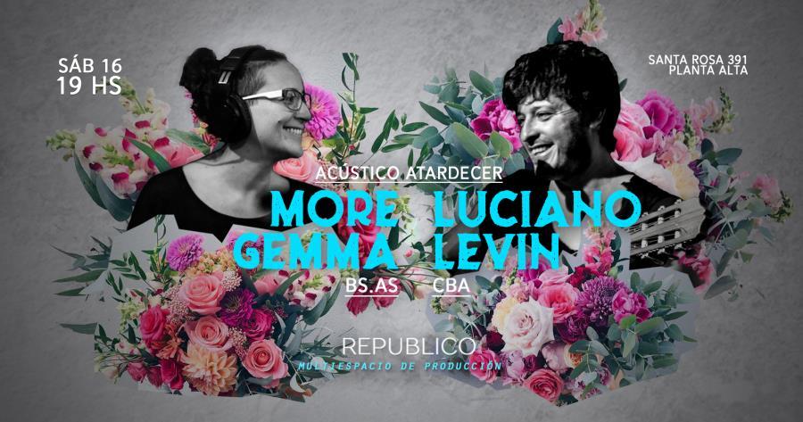More Gemma & Luciano Levin